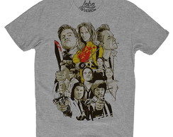 Camiseta Camisa Quentin Tarantino Kill Bill Pulp Fiction