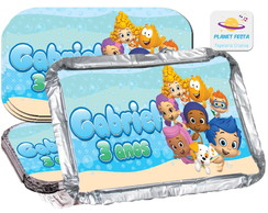 Marmitinha Personalizada - Bubble Guppies