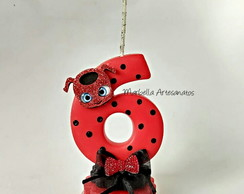 Vela Miraculous Lady Bug