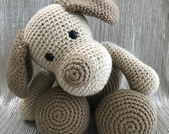 Amigurumi do Dog