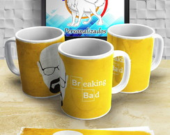 Caneca do Breaking Bad