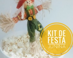 Kit doces de festa junina e julina