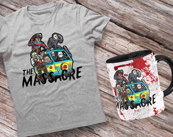 Kit Camiseta + Caneca The Massacre
