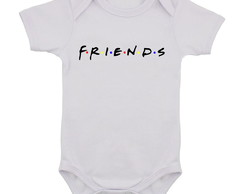 Body Infantil Friends