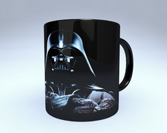 CANECA DARTH VADER STAR WARS BLACK