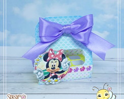 Caixa para 6 chocolates Minnie