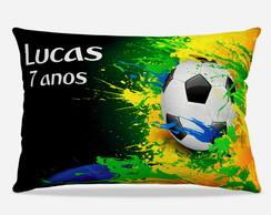 cdc7630b18 ... Almofada personalizada Futebol