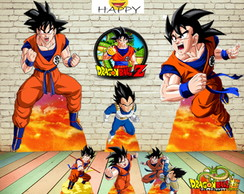ANIME - DRAGON BALL / POKEMON / NARUTO