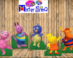 DISPLAY BACKYARDIGANS