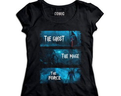 Camiseta Feminina The Lord of Rings The Ghost cod95202