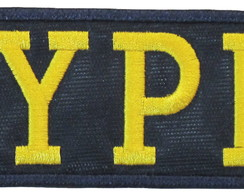 ... Chaveiro Tarja Policia Cidade Nova York Nypd Police PL60161C 7759e76c84b