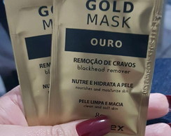 Mascara Facial Gold Mask