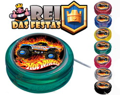 Io-Iô Personalizado - Hot Wheels