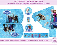 Kit Digital Frozen