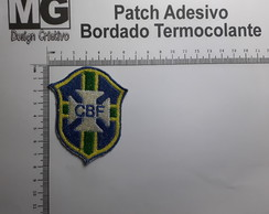 Patch Termocolante Bordado