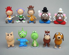 Kit Mini Personagens Toy Story