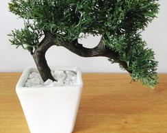 Planta Bonsai Mini Árvore Artificial