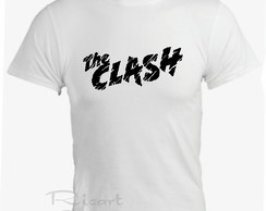 Camiseta The Clash Banda de Rock