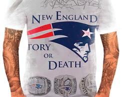 a34ba48b93 Camisa Camiseta Personalizada Futebol Americano Patriots 1 no Elo7 ...