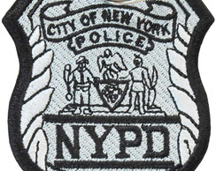 Chaveiro Distintivo Nova New York City Nypd Eua PL60297C