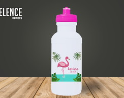 Squeeze de Plastico Flamingo Tropical