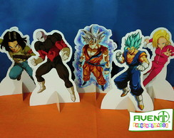Display de Mesa Anime Dragon Ball Super (Modelo 02)