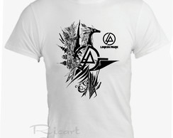 Camiseta Linkin Park Banda De Rock