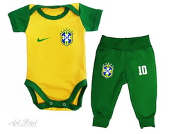 3548fc09287fb Conjunto Baby do Brasil no Elo7