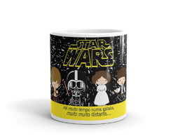 Caneca Star Wars kids