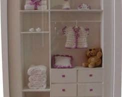 Quadro Decorativo Penteadeira e Closet  01dfdf966f69a