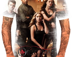 Camisa Camiseta Personalizada Série Vampiro The Originals 6