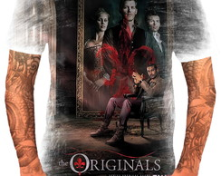 Camisa Camiseta Personalizada Série Vampiro The Originals 8