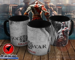 Caneca God of War MOD1.2