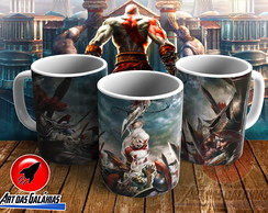 Caneca God of War MOD7