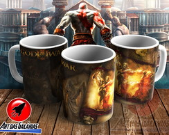 Caneca God of War MOD12