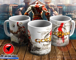 Caneca God of War MOD13