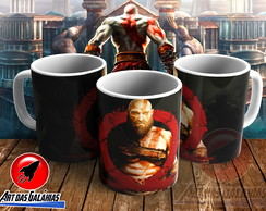 Caneca God of War MOD19