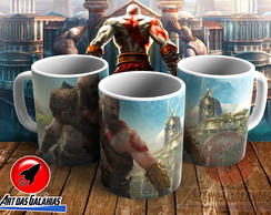 Canecas God of War