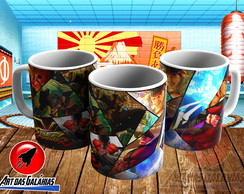 Caneca Street Fighter MOD30
