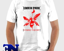 Camiseta Linkin Park Hybrid Theory In The End Crawling Rock