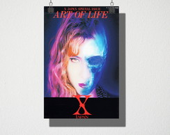Poster A4 Art of life