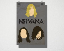 Poster A4 Nirvana