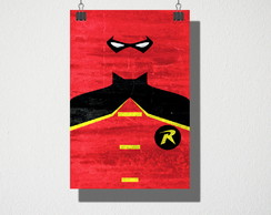 Poster A4 Robin