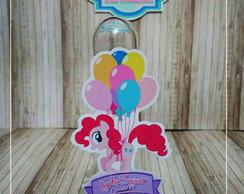 Tubete Personalizado - My Little Poney