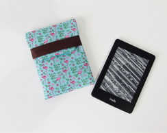 Case Kindle Flamingos