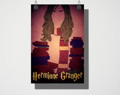 Poster A4 Hermione Granger