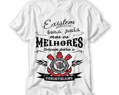 ... Camiseta Existem Bons Pais Mas Os melhores Torcem 95fbc1aa49c05