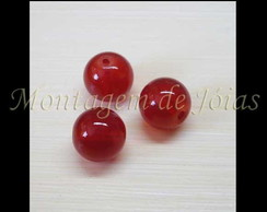 MURN-28 - Murano Red 8mm (10un)