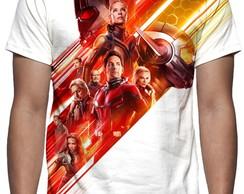 1fb7f3e80f ... Camiseta Filme Homem Formiga e a Vespa - Estampa Total
