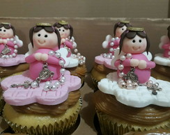 CUPCAKES DECORADOS 3D